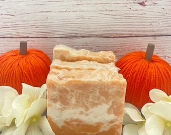 Pumpkin Bliss Cold Process Soap