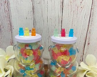 Gummy Bear Hand Soap Jar