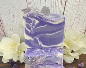 Crystal Cold Process Soap
