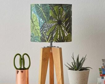 Botanical Plants Lampshade