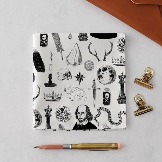 Handkerchief Pocket Square Symbols William Shakespeare