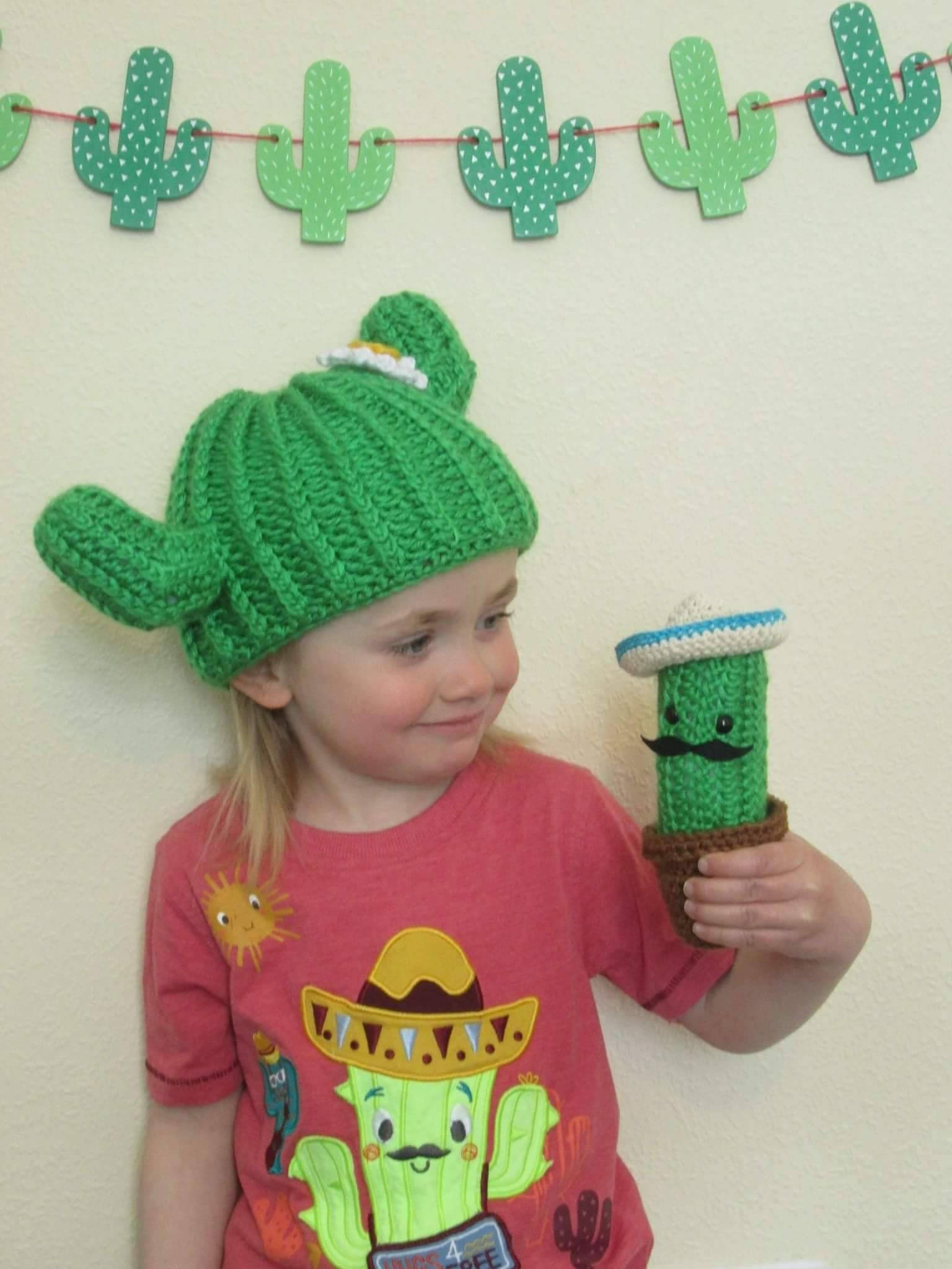 Crochet The Wild West With Cactus Amigurumi Patterns - All Crochet ... | 2048x1536