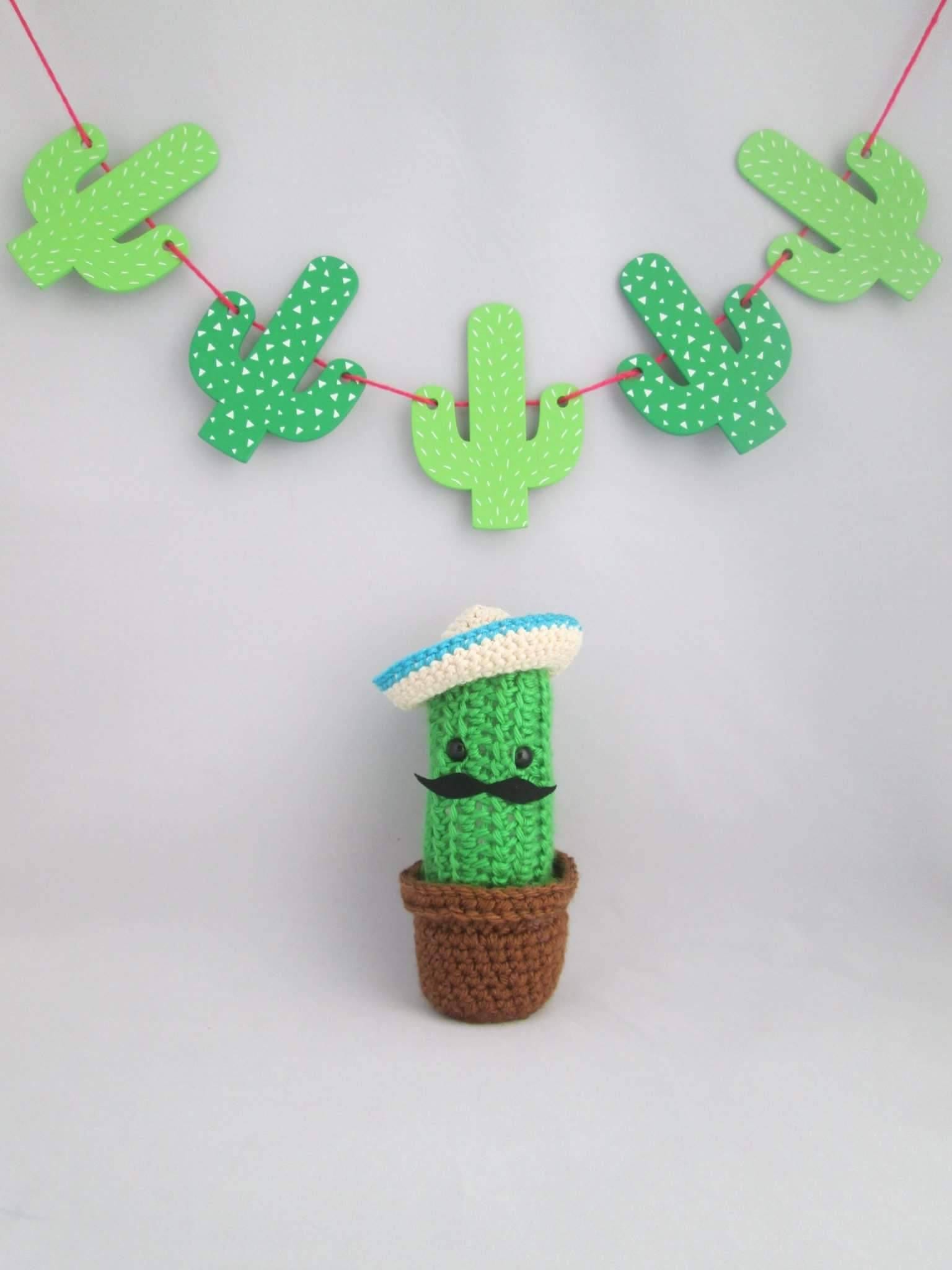Realistic crocheted cacti and succulents by LunasCrafts on Etsy ... | 2048x1536