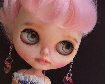 Blythe doll ooak customised - Yaelle