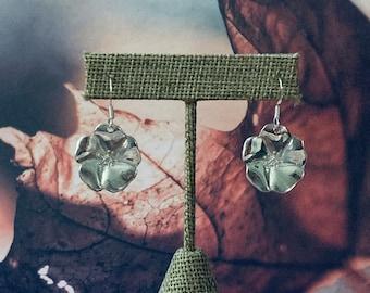 Desert Rose Small Blossom Earrings