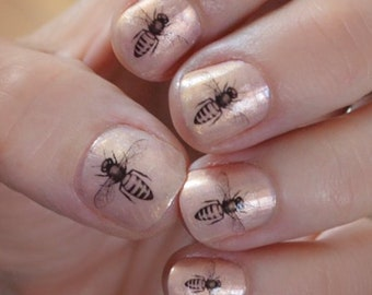 Nail Tattoos Etsy