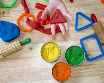 ZDough Mini Play Dough Tin