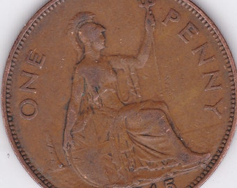 One penny 1945 | Etsy