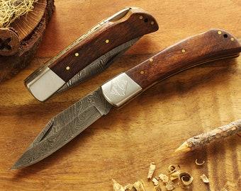 Engraved Pocket Knife Etsy