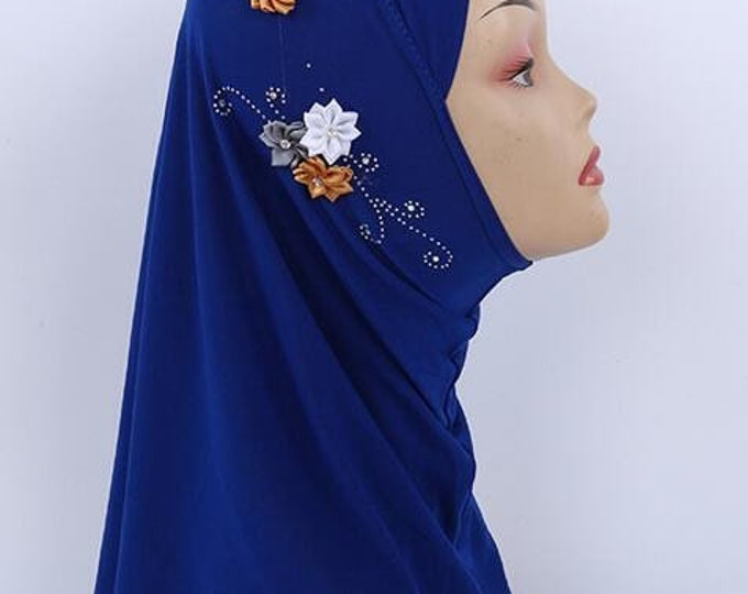 Featured listing image: Royal Girls Fancy One Piece Hijab