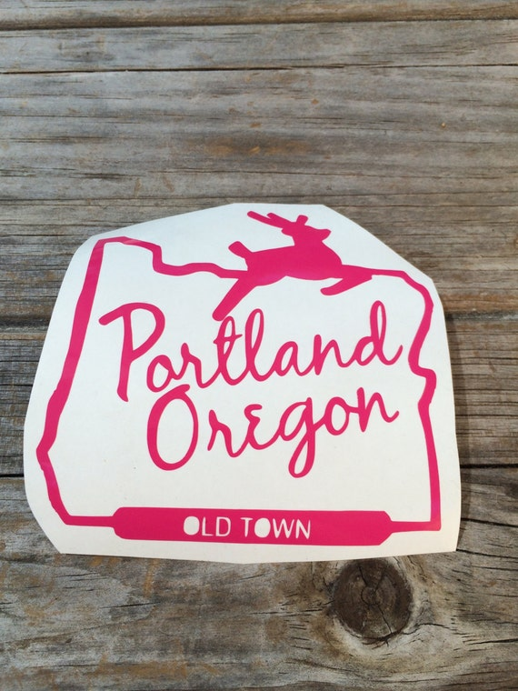 Vinyl Decals Portland Oregon