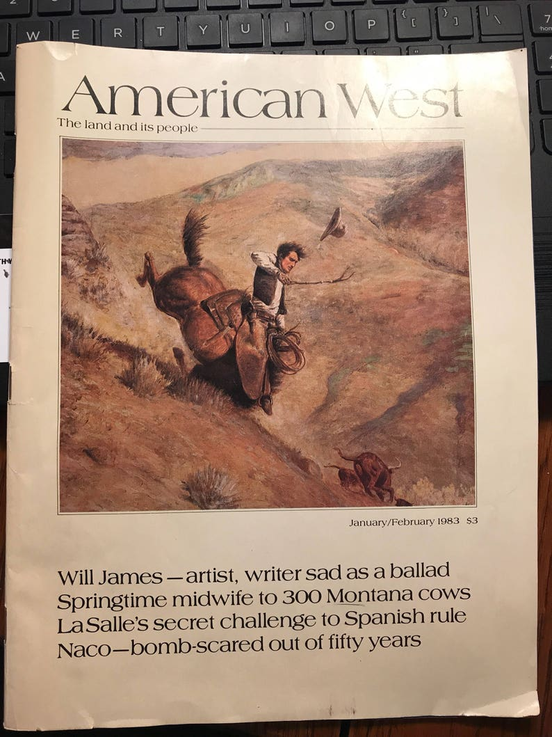 American West Magazine