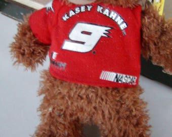 Good Stuff Accelerator Bear #9 Kasey Kahne Collectible