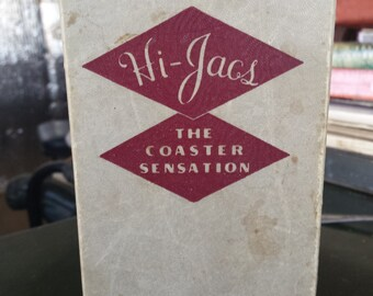 Hi-Jacs - The Coaster Sensation - fabric coasters