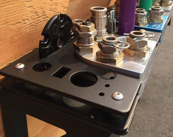 Dillon RL 550B PRO Model Toolhead Rack 5-Place Wall | Etsy