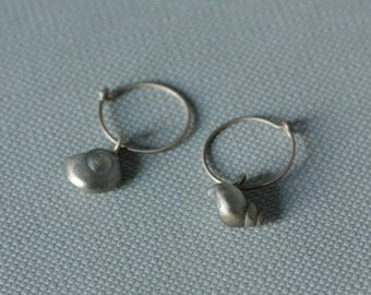 Sea fragrance earrings