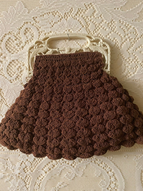 1930's Crocheted Purse