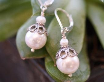 Vintage Girl Earrings