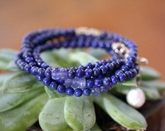 Earthy Wrap Bracelet