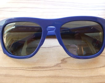 fb9d819ea67c Designer LOUIS VUITTON Possession Sunglasses Z0563W blue plastic frames  handmade in Italy