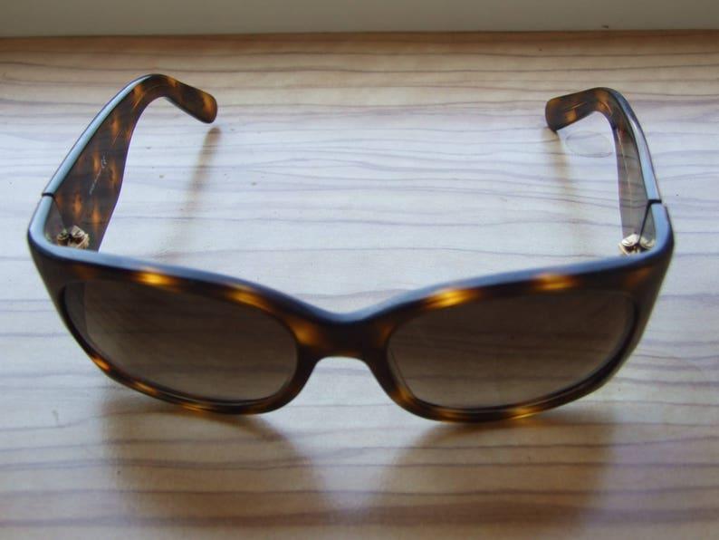 7372e8e57044 Vintage Chanel Sunglasses Rare Designer Sunglasses Chanel