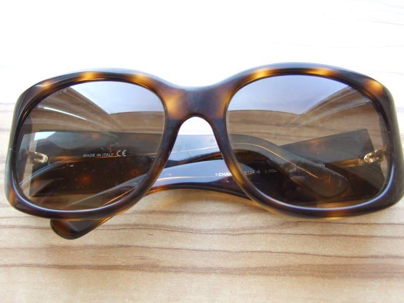 2286981735 Vintage Chanel Sunglasses Rare Designer Sunglasses Chanel