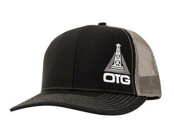 official photos f6782 6999d Oilfield Company Man   Toolpusher Hat   Oil Trash Gear