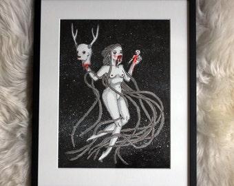 Madame Schröns Inferno, Kreis 9: Das Verräterfestmahl