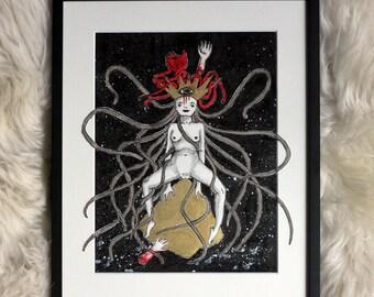 Madame Schröns Inferno, Kreis 4: Die Verschwenderin