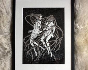 Madame Schröns Inferno, Kreis 8: Die magischen Zwillinge