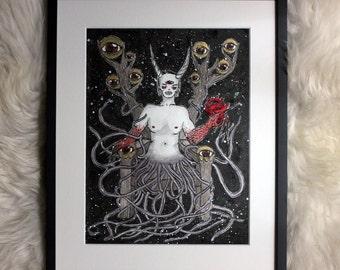 Madame Schröns Inferno, Kreis 1: Der Hadesrichter
