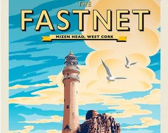 Fastnet Rock Lighthouse, Mizen Head