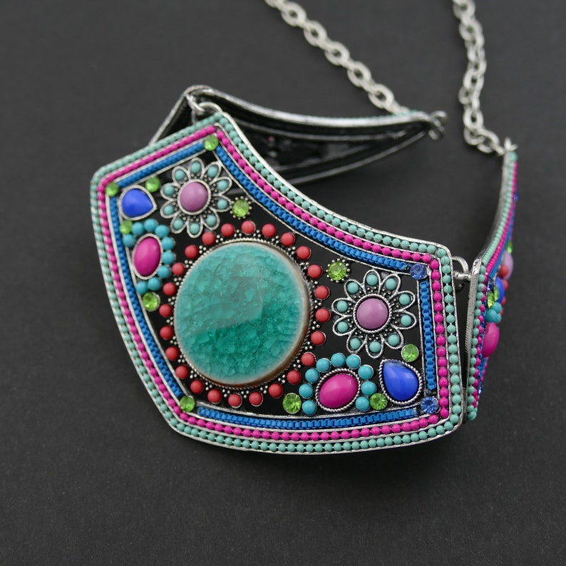 Boho Jewelry Gift For Her boho necklace bohemian jewelry boho jewelry gift for women bohemian necklace tribal necklace boho chic necklace