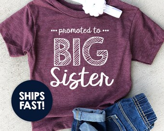 Some Bunny is Going to Be a Big Brother Toddler//Kids Sweatshirt Tstars