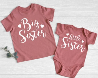 Big Sister Little Sister Outfits Etsy