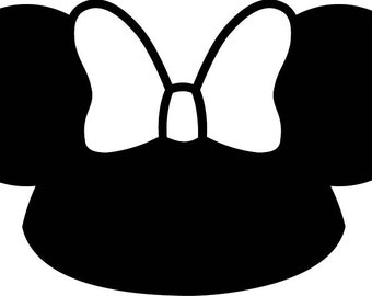 Mickey Ear Hat Family Decals! Your choice of 3 family members!
