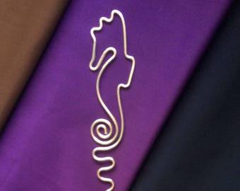 Seahorse Magic Wand