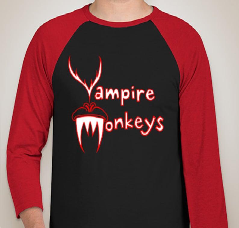 Limited Edition Vampire Monkeys Jersey image 0