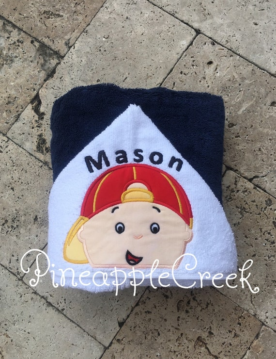Personalized Custom Caillou Water Bottle Gift Add Name