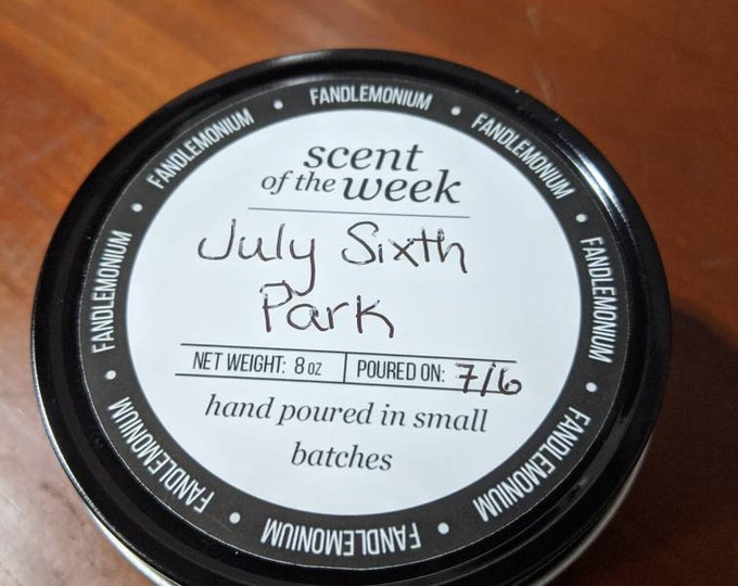 Scent of the Week