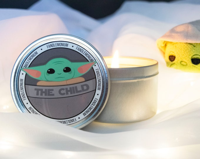 The Child Inspired Scented Candle