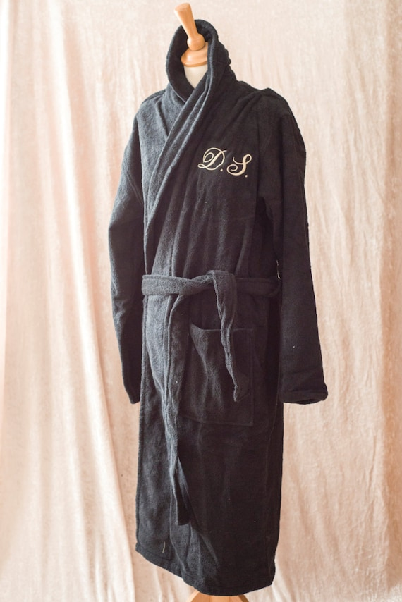 Personalised Mens Towelling Robe  2259e6e19b27