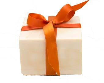 Goat Milk Soap Wholesale Price Soap Handmade Soap Cold Process Soap Gift Soap Loaf 1.5 Pounds Baby Mild Soap Organic Soap