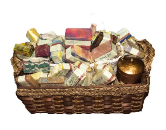 Christmas Gift For Dad Organic Basket Him