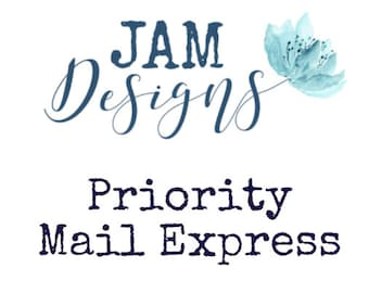 Upgrade Your Postage to Priority Mail Express