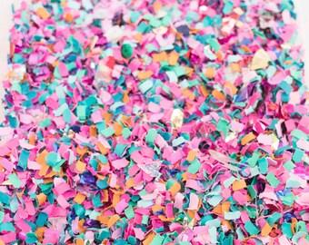 Rainbow Confetti, Confetti, Party Supplies, Party Confetti, Bachelorette Party, Bulk Confetti, Wedding Confetti