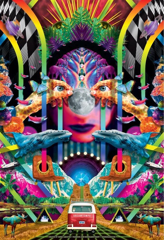 DREAMTEMPO Art Print