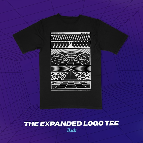 The Expanded Logo Tee