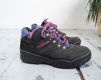 7a21b90ba309 vintage 90 s reebok high top hiking boots ~ Size 9 1 2 ~ 10