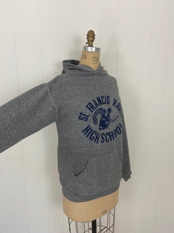 70's Russell Athletic High School Hoodie Sweatshi… - image 7